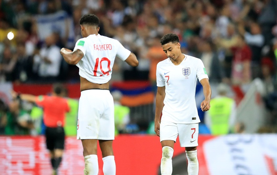 Marcus Rashford was a bit sad his mate Jesse Lingard had to miss England  duty cf6baa2c4