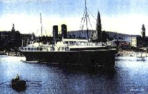 100th anniversary of the sinking of RMS Leinster remembered