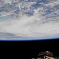 Video captures destructive Hurricane Michael from space