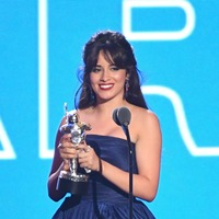 Camila Cabello unveils new video a day after her big win at AMAs