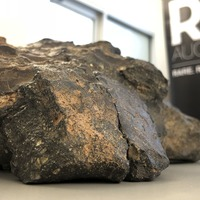 Giant moon rock to go under the hammer