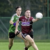 Jarlath Og Burns shines in St Mary's win over Queen's