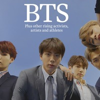 BTS named 'next generation leaders' by Time magazine