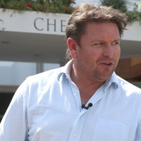 Strictly couples go 'downhill 100mph' – James Martin