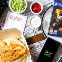 Uber Eats is giving away Call Of Duty: Black Ops 4 for free with fish and chips