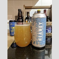 Beer: Heaney Farmhouse Brewing's Flit The Nest, Whitewater's Upstream Tangerine
