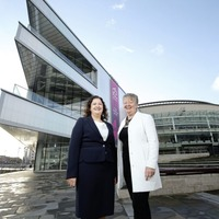 ICC Belfast chief pledges to deliver £100m for city's economy by 2021