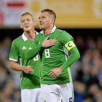 Northern Ireland captain Davis hoping for result to match display in Austria