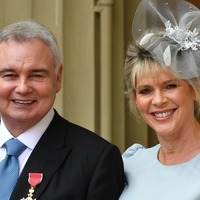Eamonn Holmes and Ruth Langsford disagree on how to pronounce Eugenie