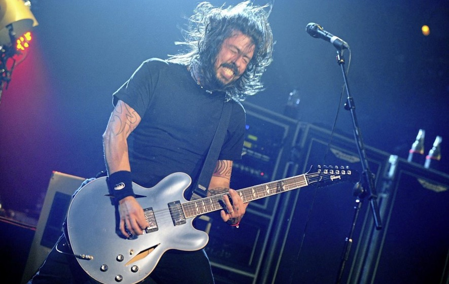Foo Fighters heading for Dublin and Belfast next summer