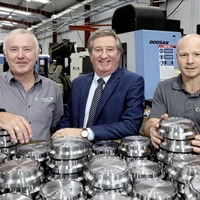 Co Down engineering firm, CM Precision launches new £1m factory