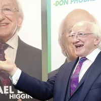 Michael D Higgins has huge lead, presidential election poll shows
