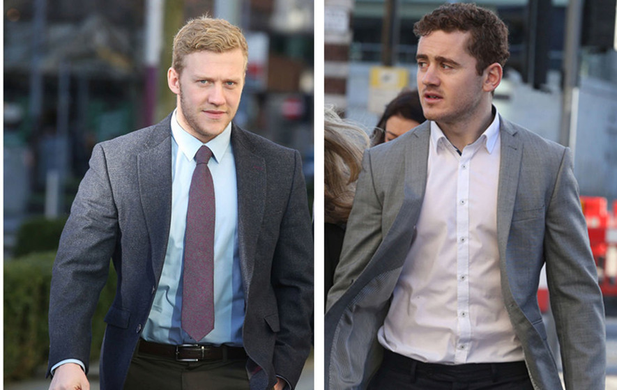 Stuart Olding in court attempt to recoup costs from rape trial