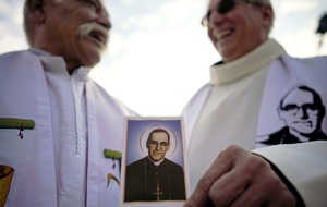 Pope makes El Salvador's Oscar Romero a saint