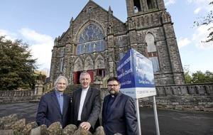 Hundreds attend Fortwilliam and Macrory Presbyterian Church final service