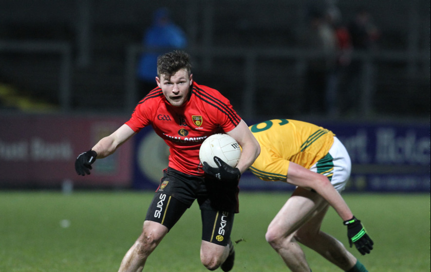 On This Day - October 15 2011: Burren made it back-to-back Down SFC titles with a 2-14 to 2-3 defeat of Clonduff