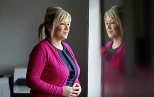 Michelle O'Neill Platform: Flag-waving jingoism can't disguise DUP's reckless Brexit agenda