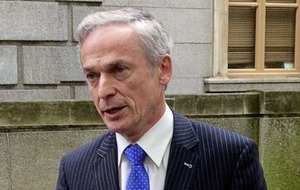 Richard Bruton named as replacement after Denis Naughten's shock resignation