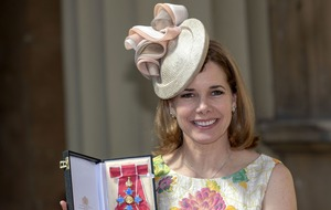 Darcey Bussell: My friends called me 'dame' even before I was honoured