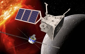 British-built spacecraft set to blast off for Mercury