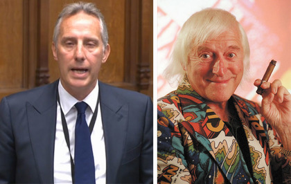 Ian Paisley's Twitter account deactivated amid furore over Jimmy Savile post