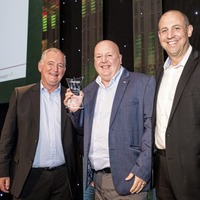 Second time's a charm for Dale Farm at industry awards