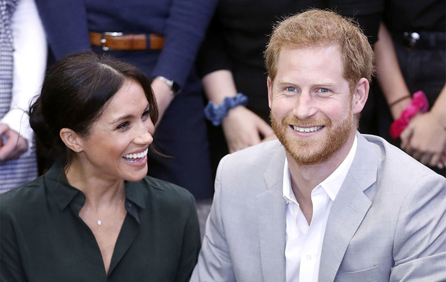 Meghan and Harry expecting baby in spring