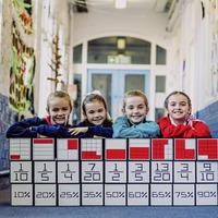 Young and older people take part in Ireland's biggest maths event