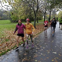 Pensioner (90) completes 50th parkrun