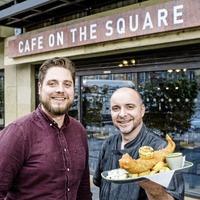 New Belfast café creates 20 jobs at Custom House Square