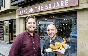 New Belfast café creates 20 jobs at Custom House Square