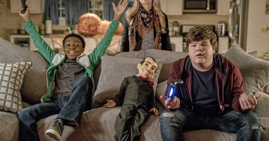 Goosebumps 2 Haunted Halloween A Howling Disappointment
