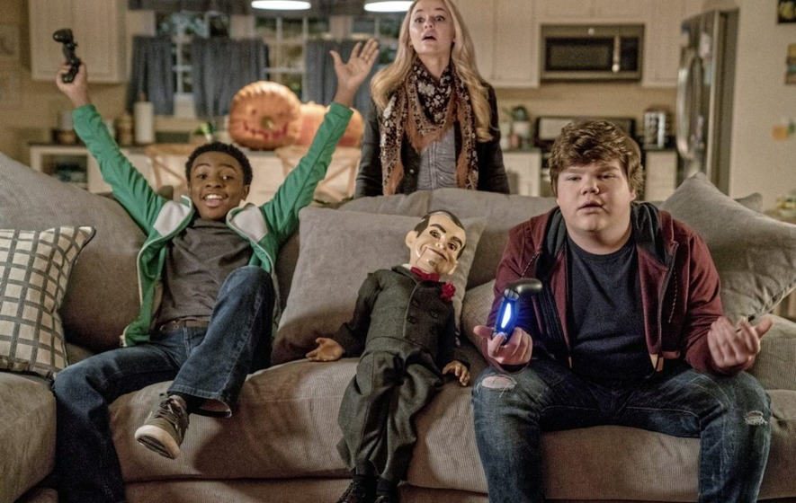 Goosebumps 2 Haunted Halloween A Howling Disappointment The Irish News