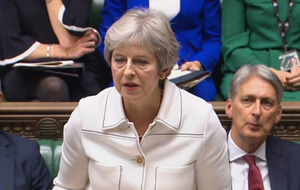 Theresa May says Brexit negotiations in 'final stages' as border issue remains unresolved
