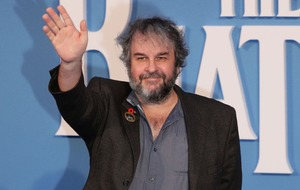 Peter Jackson: I sigh with relief when I leave a film set