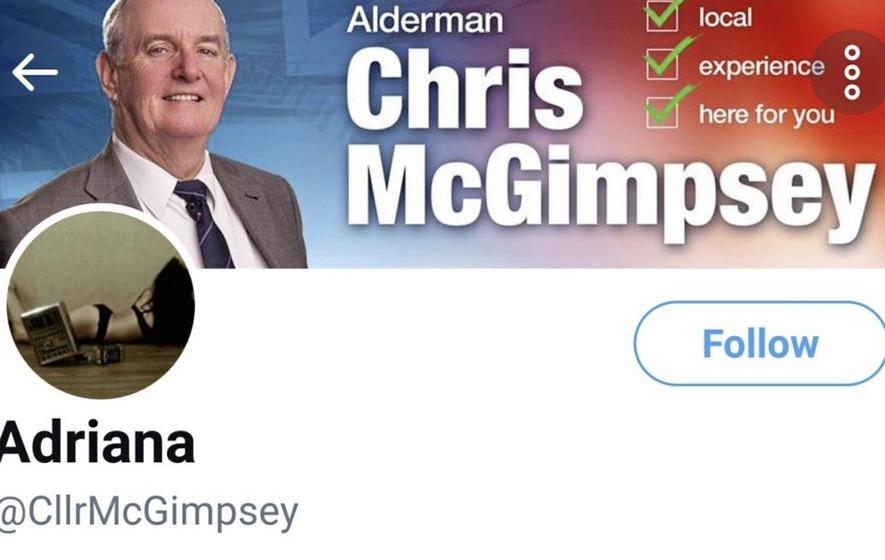UUP councillor's Twitter account 'hacked by porn spambots