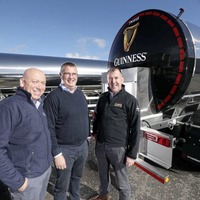 Co Derry manufacturer, Crossland wins lucrative Guinness tanker order