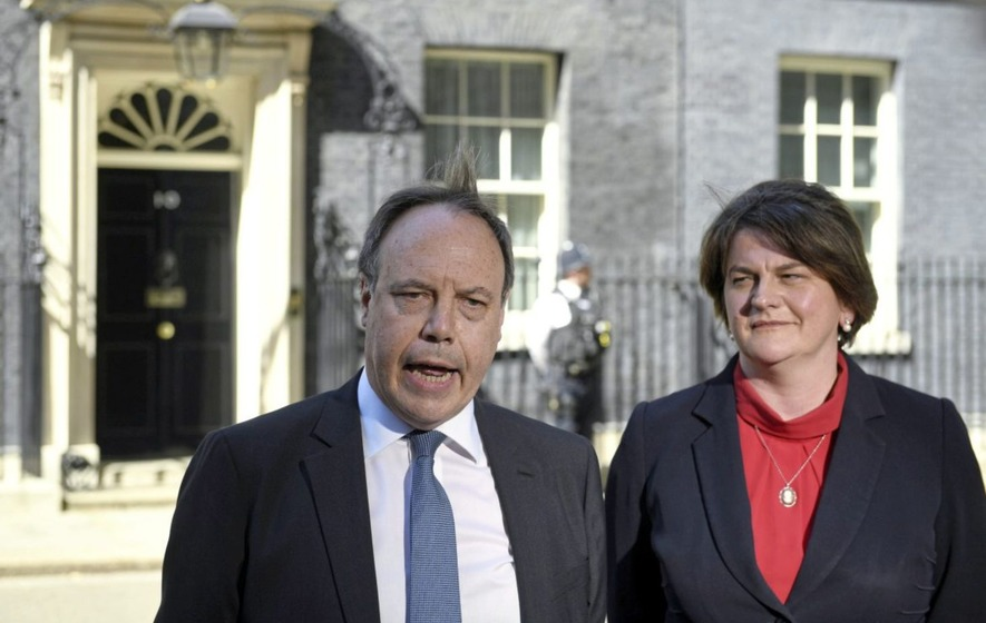 Arlene's support for Brextremists mean she is unlikely to be first minister again