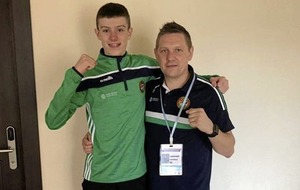Holy Trinity prospect Jon McConnell coming home with bronze after super show in Russia