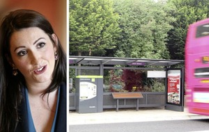DUP MP Emma Little-Pengelly's Glider bus stop row – a timeline
