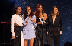 Little Mix lead close race for number one with new single