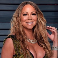 Mariah Carey's son helps her announce new album