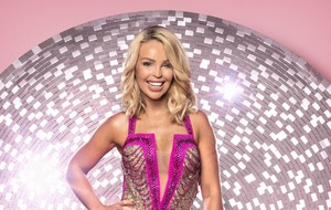 I have learned a lot from Strictly – Katie Piper