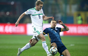 George Saville stands out as Northern Ireland lose