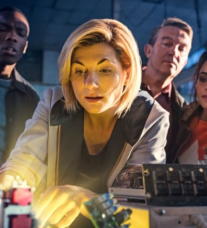 Jodie Whittaker: I had a little cry when I stepped into the Tardis