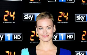 Handmaid's Tale star Yvonne Strahovski welcomes first child