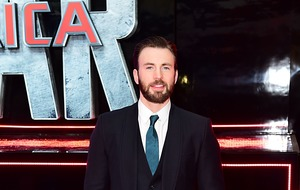 Captain America star Chris Evans calls Piers Morgan 'terrified on the inside'