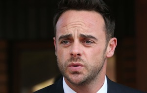 Ant McPartlin and wife Lisa due to be divorced at London court