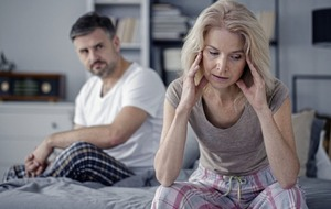 Ask Fiona: My husband was so caring when I was sick but he says he no longer loves me