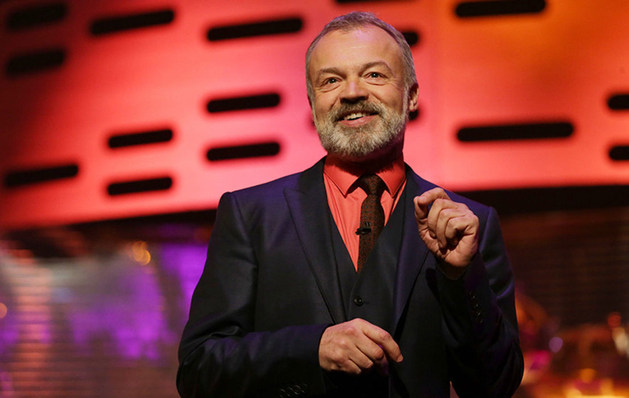 Audio: Graham Norton talks Tinder dates
